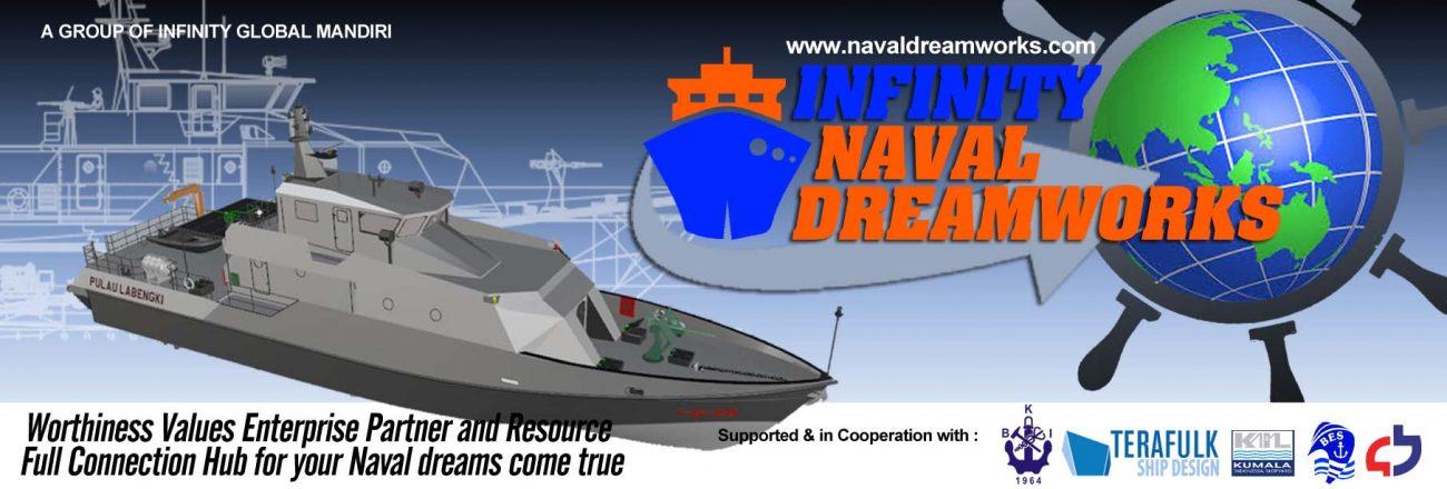 INFINITY NAVAL DREAMWORKS