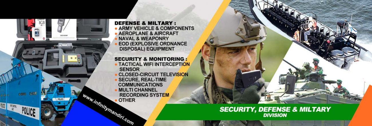 SECURITY, DEFENSE & MILTARY DIVISION